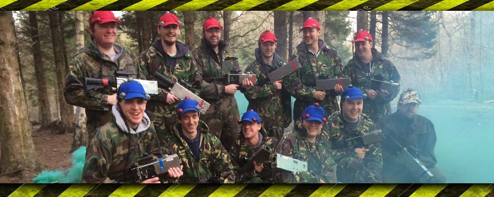 adult laser tag exeter