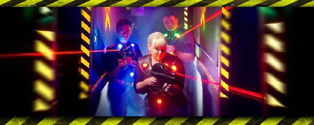 butlins laser tag minehead