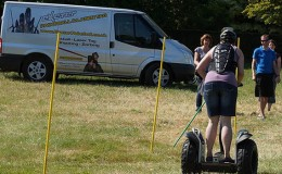 mobile laser tag exeter