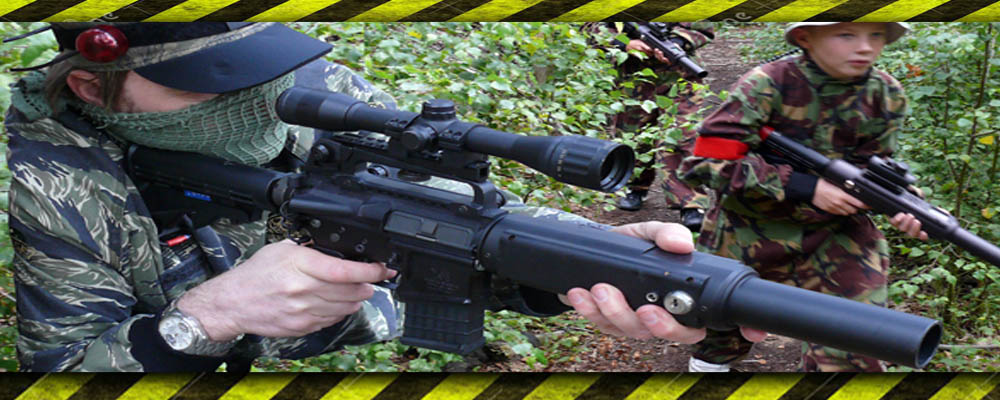 MP5 Laser Gun