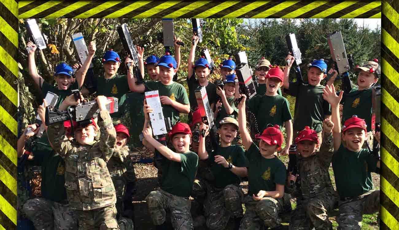 Laser Tag Exeter Exeter Laser Combat Centre
